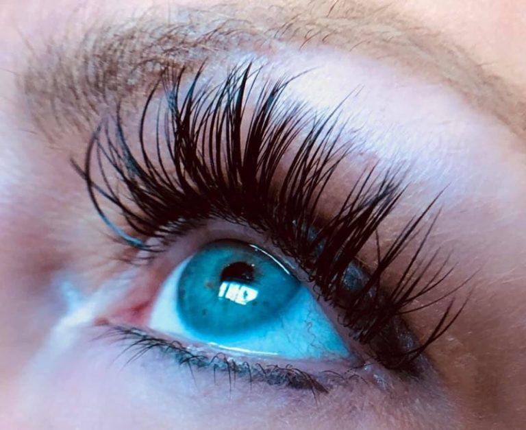 eyelash extensions - green bay WI - RK Salon